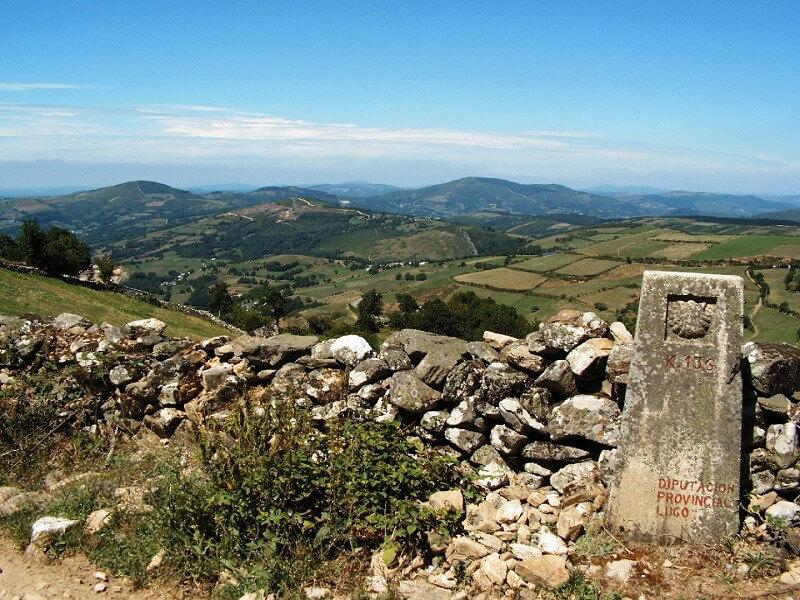 Stage 2: Vega - Triacastela (32,3 km)