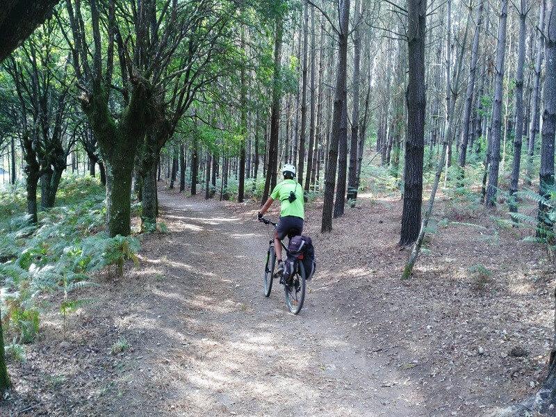Stage 3 Triacastela - Portomarin 40,6 km