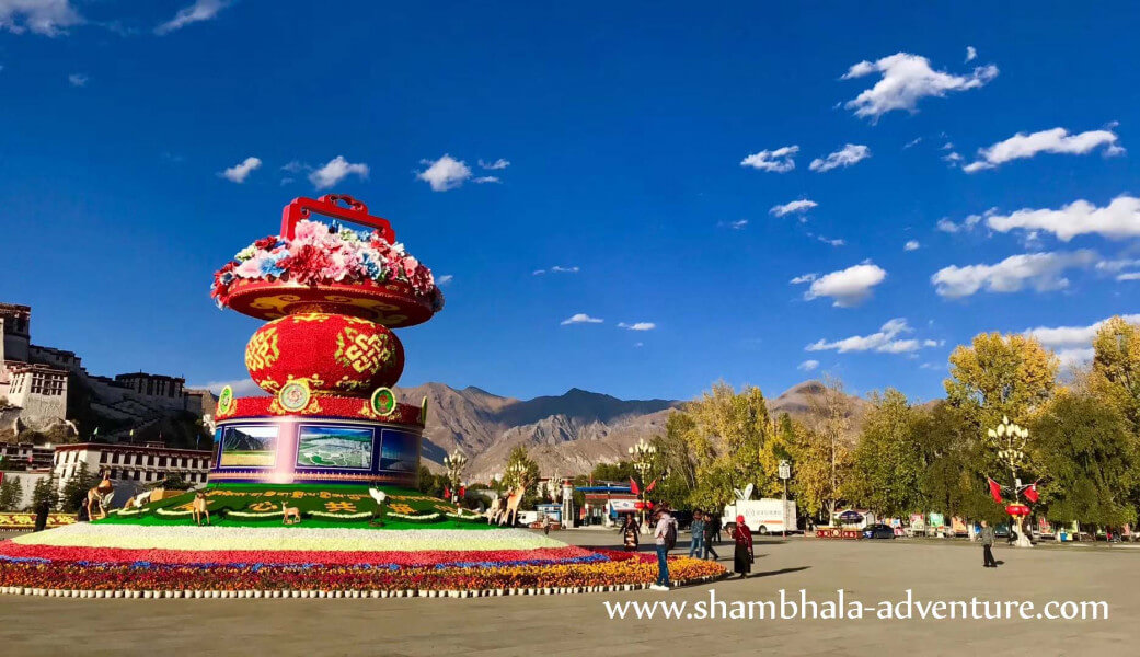 Lhasa Sightseeing Tours