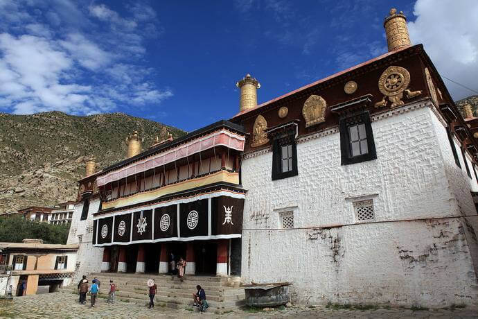 Drepung and Sera monastry