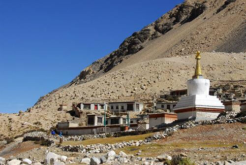 Drive from Shigatse to Rongbuk