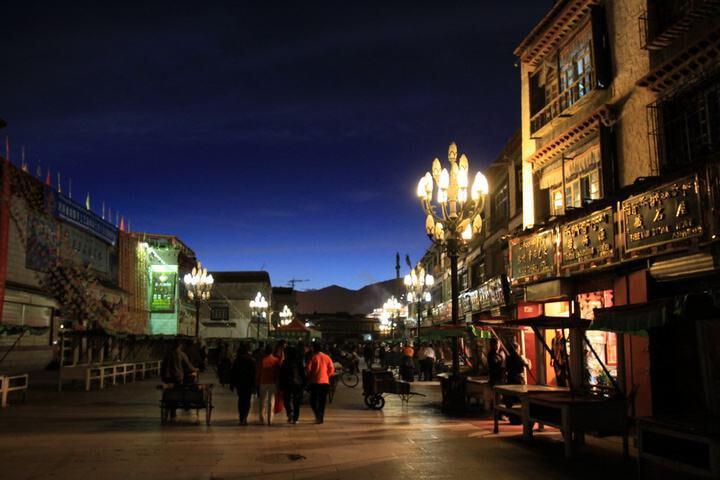Lhasa Sighseeing Group Tour