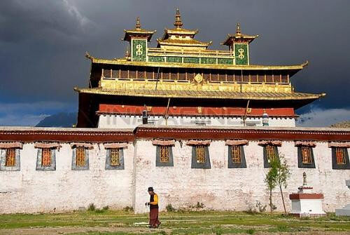 Drive from Lhasa-Samye monastery-Tsetang