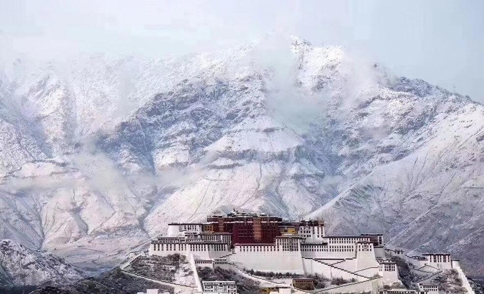 Tibet Nepal Overland Tour