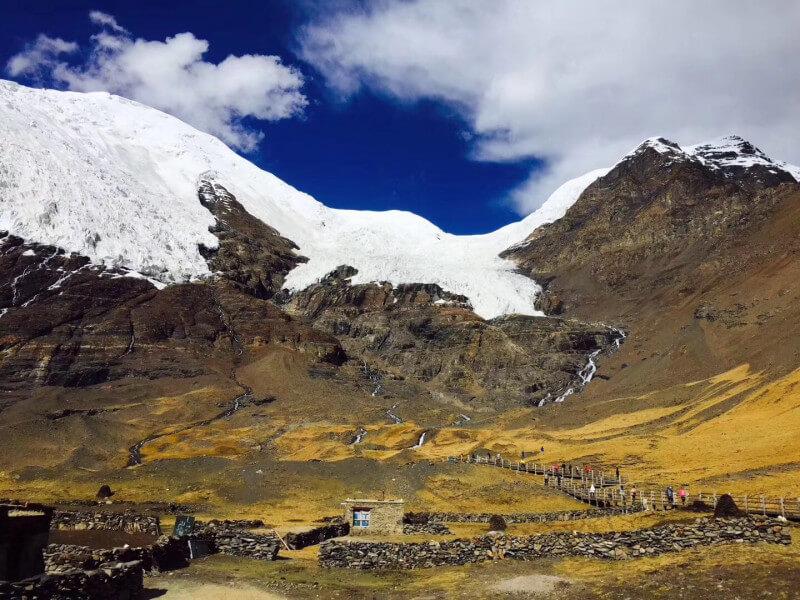 Gyangtse-Yamdrok lake-Lhasa