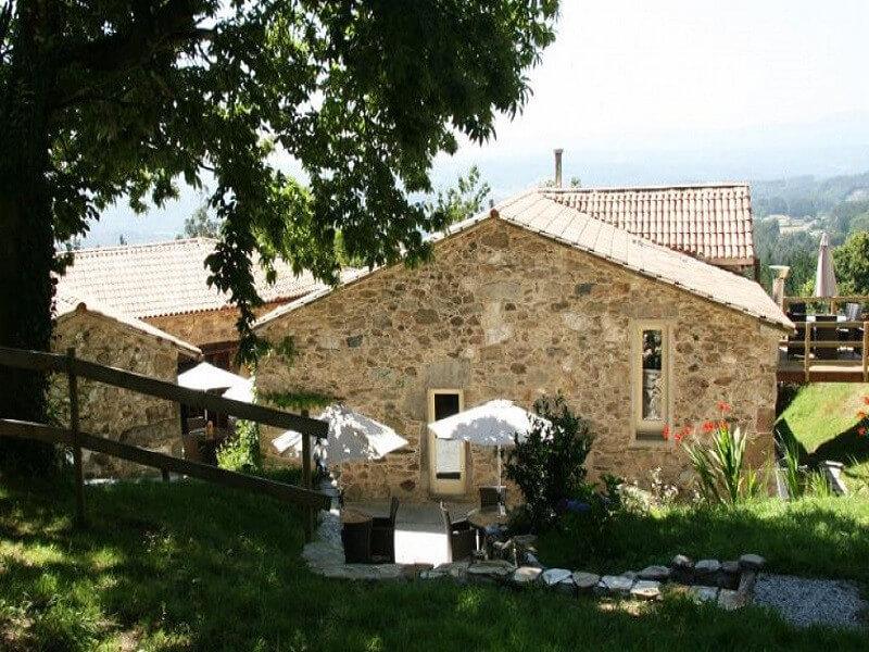 Stage 1: Lugo - San Romao (19,7 km)