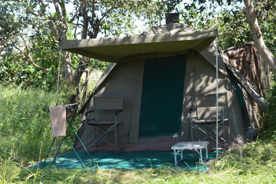 Moremi Game Reserve (Xakanaxa Area)