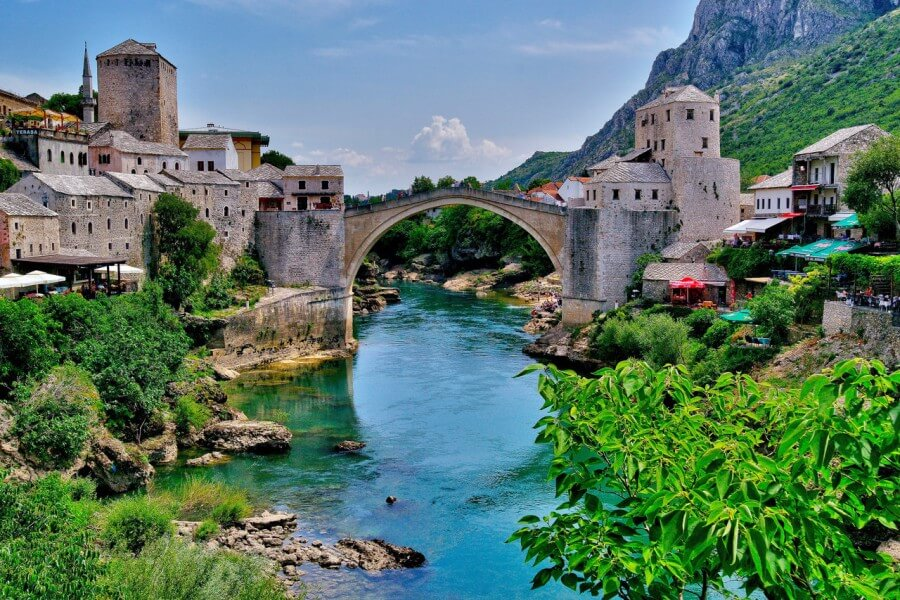 SPLIT ,MOSTAR & DUBROVNIK in 5 days