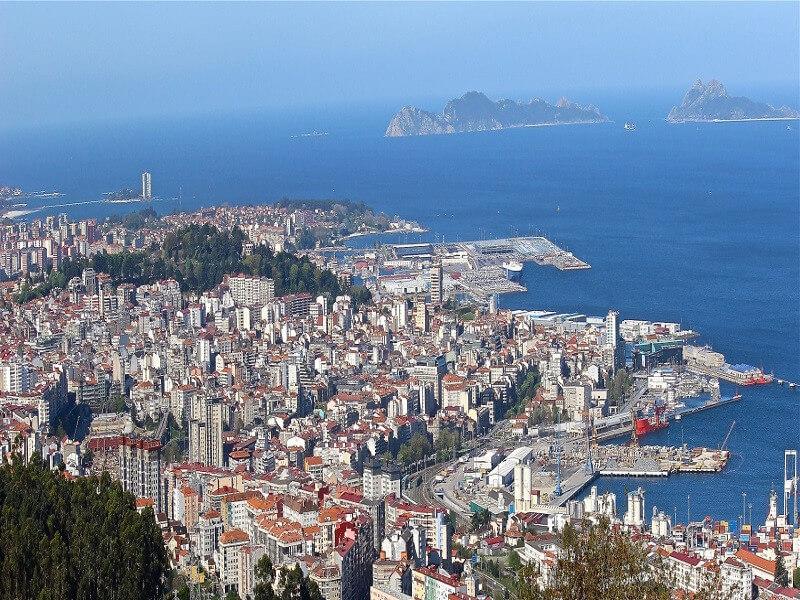 Stage 7: Baiona - Vigo (24,9 km)