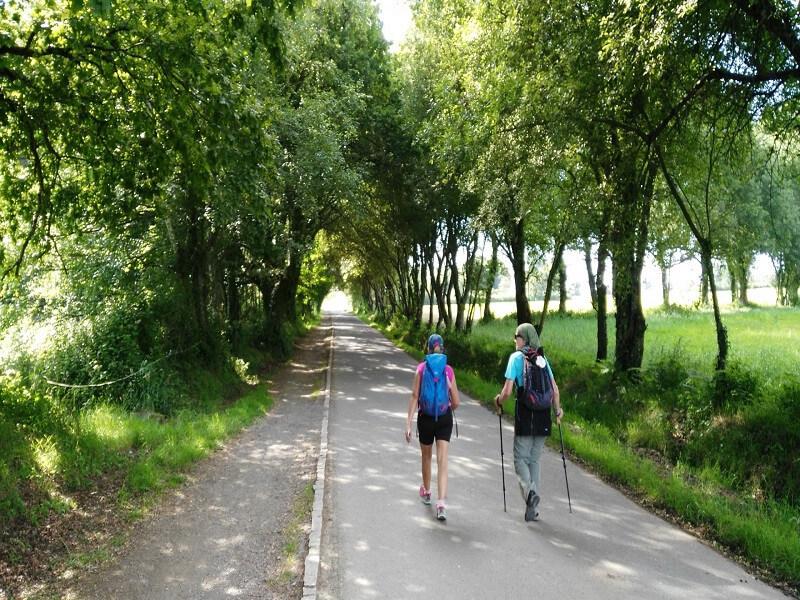 Stage 4: Portomarin - Palas (24,8 km)