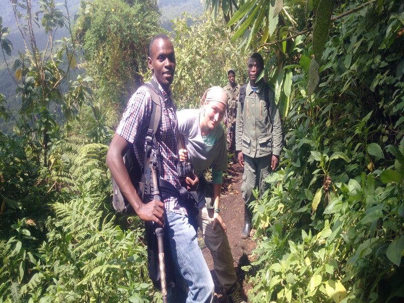 Rwandan Safari