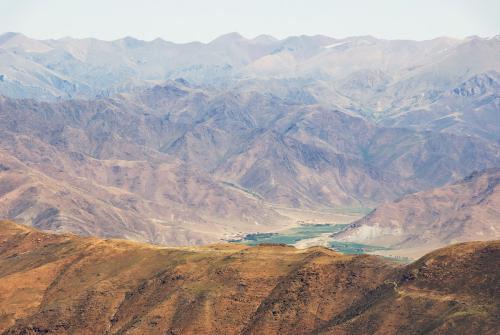 Trek from Tso Topchu to Herders camp