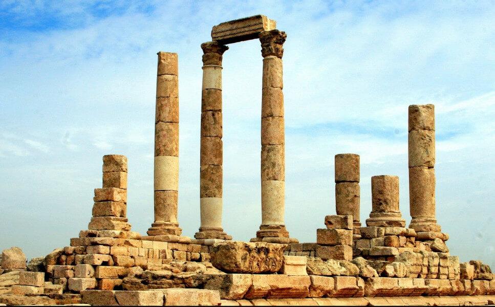 Amman City tour & Jerash visit