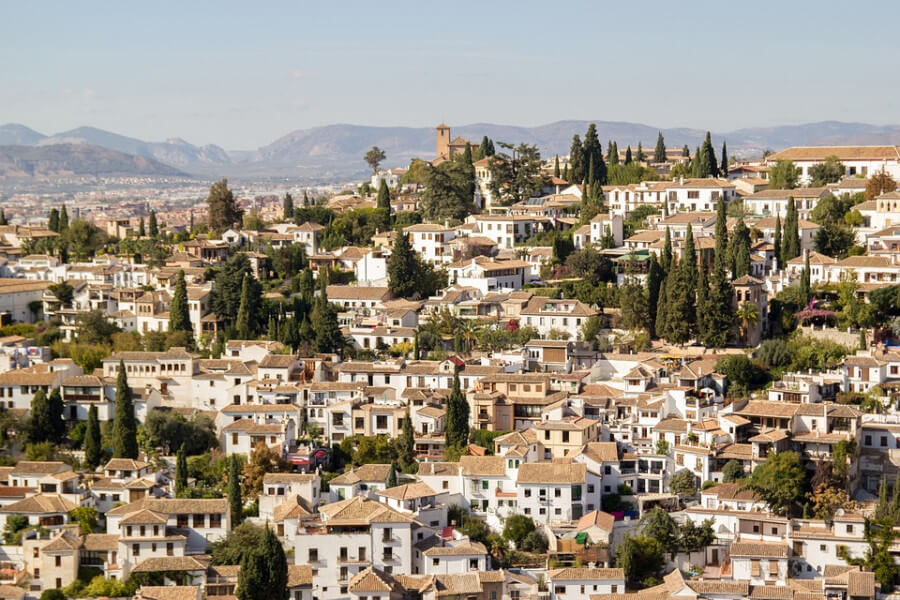 THE JEWELS OF ANDALUSIA