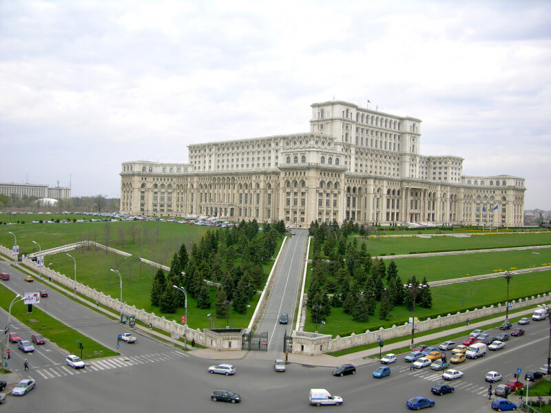 Bucharest City Break
