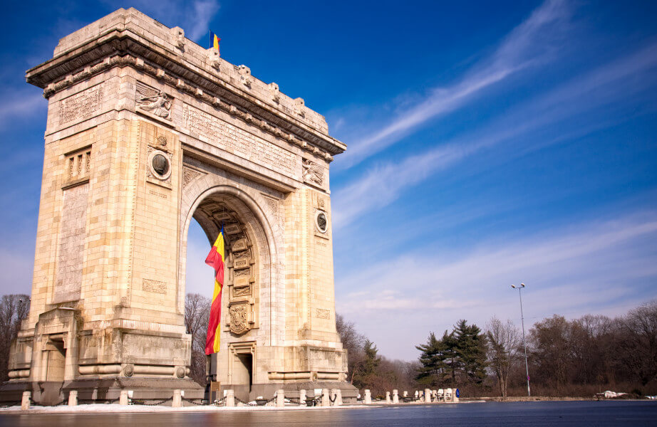 Bucharest for New Year's
