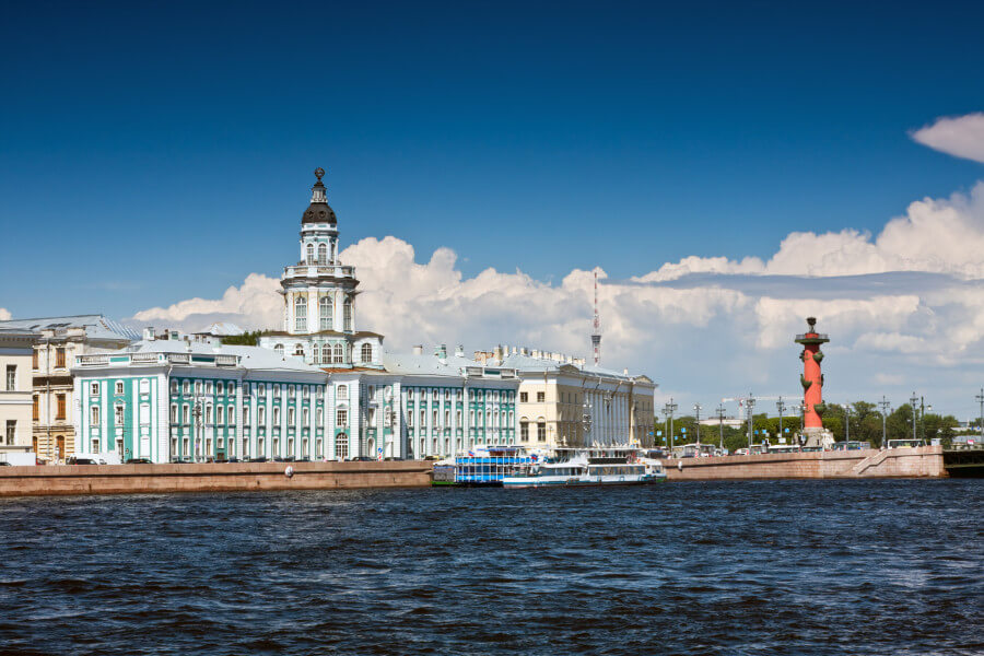 City sightseeing tour and 2 visits
