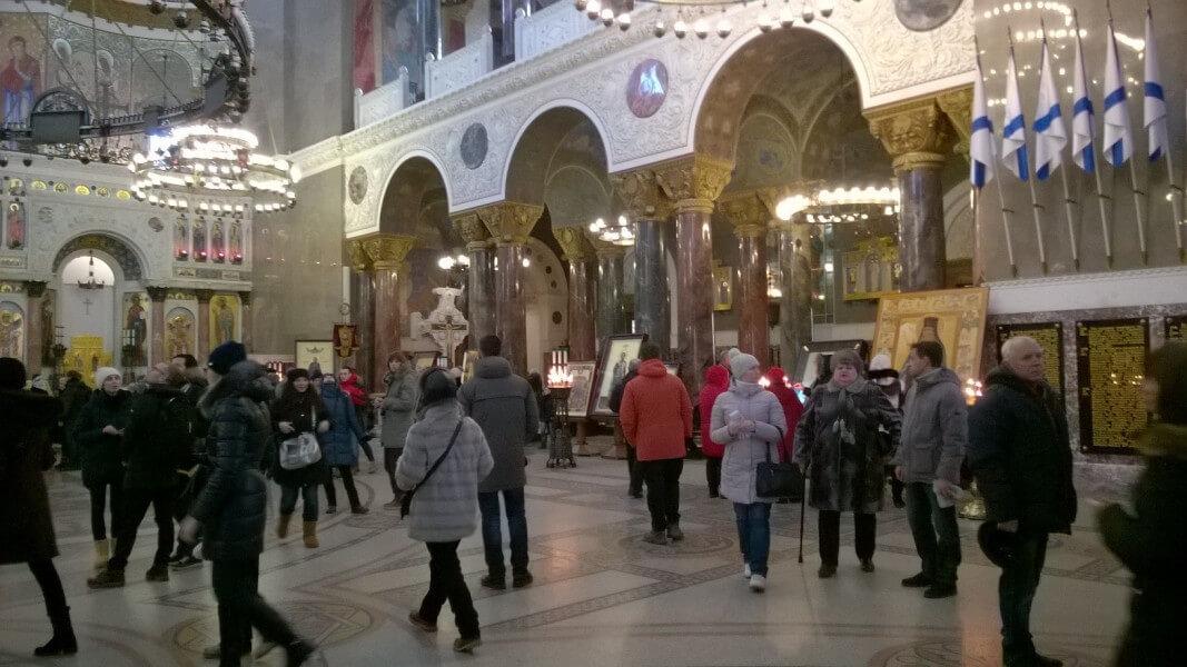 A visit to Kronstadt