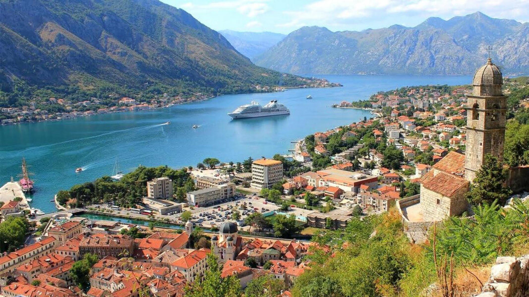 Day trip to Boko-Kotor Bay