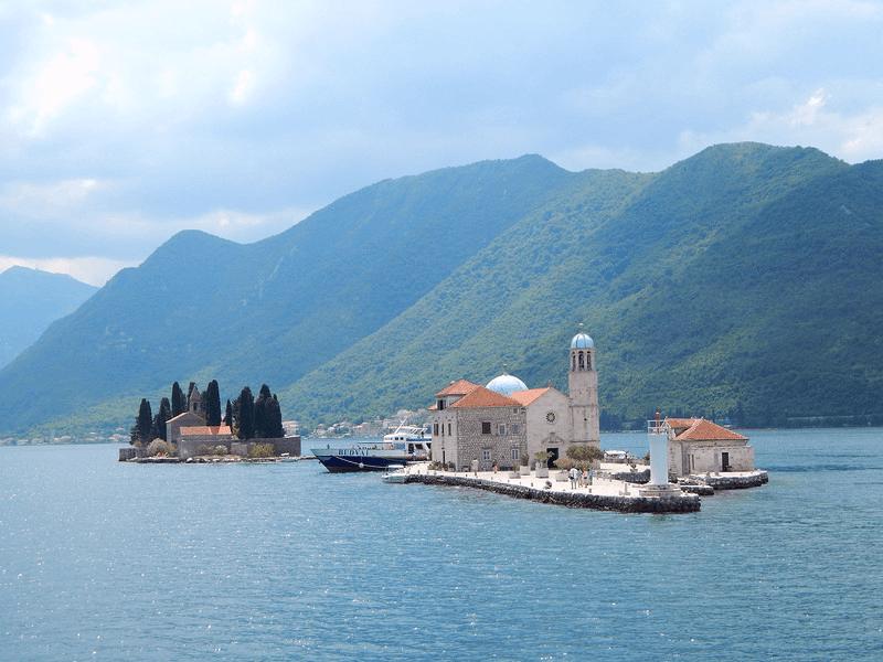 5-дневный отдых в солнечной Черногории