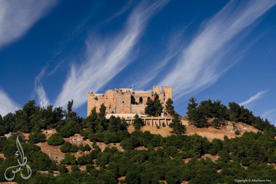 Ajloun & Jerash then Amman