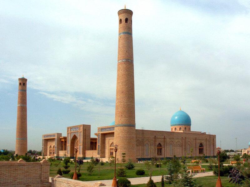 Tashkent - Capital of Uzbekistan
