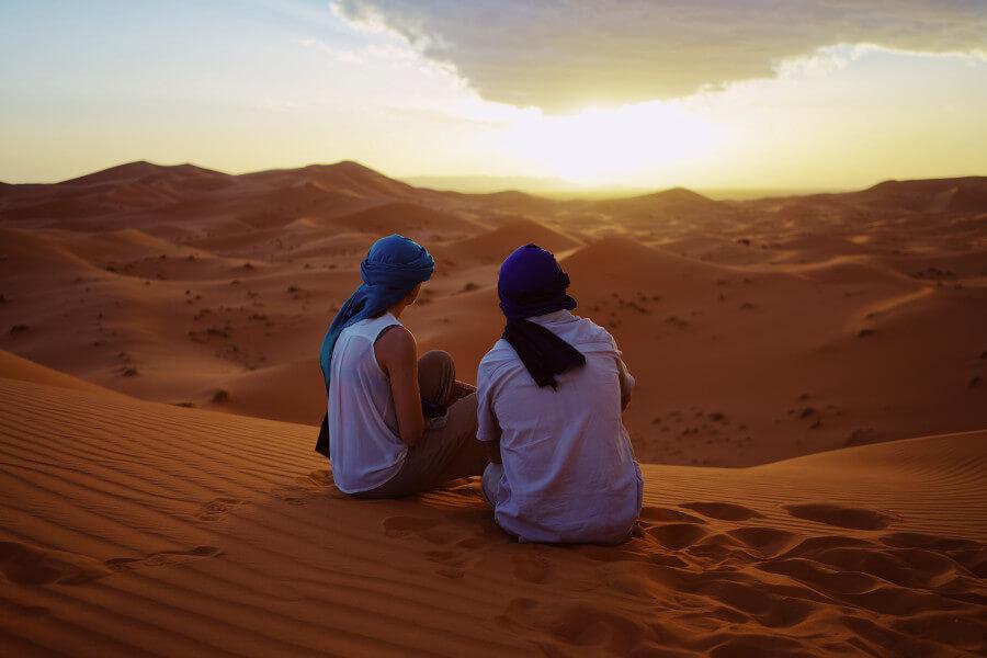 Circuito Marrakech - desierto Merzouga 6 días / 5 noches