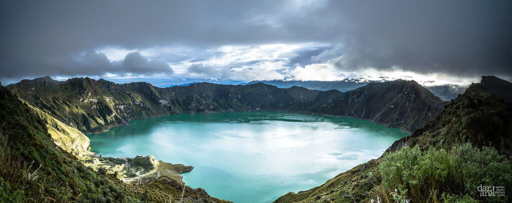 Ecuador: 3 Worlds in 1 Country