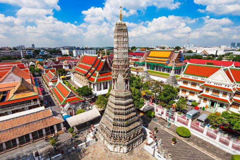 8 Days Treasures of Thailand - Chiang Mai to South