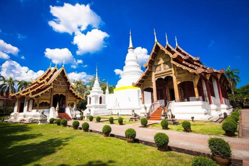 7 Days Bangkok and Golden Triangle