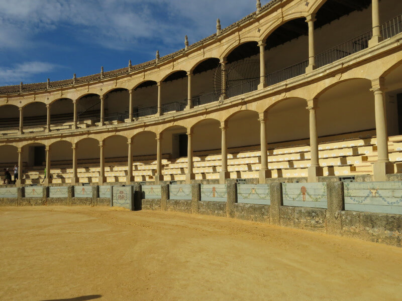 Exploring Ronda and a Local Winery