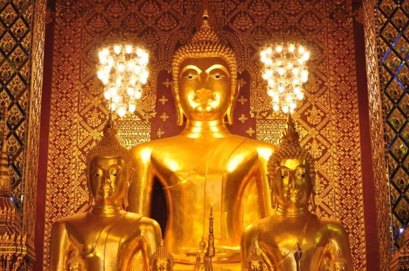 8 Days Bangkok and Ancient Capitals