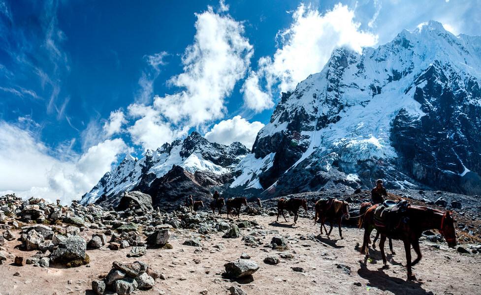 Cusco - Mollepata – Challacancha