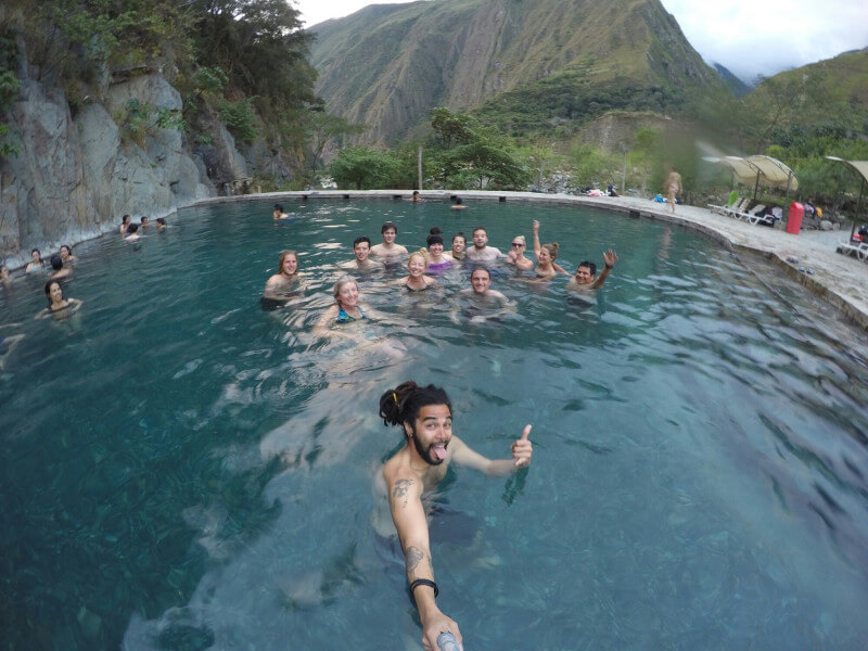 Cloud Forest - Hot Springs