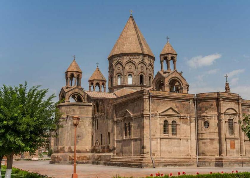 Yerevan / Echmiadzin / Zvartnots