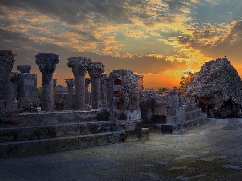 Long weekend in Armenia