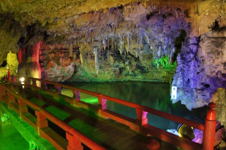 Miyajima, Okayama & Makido Cave