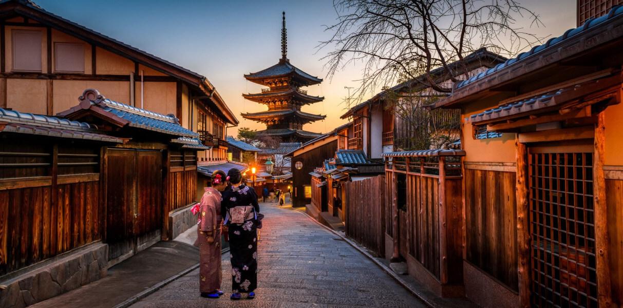 Kyoto - Arashiyama Area