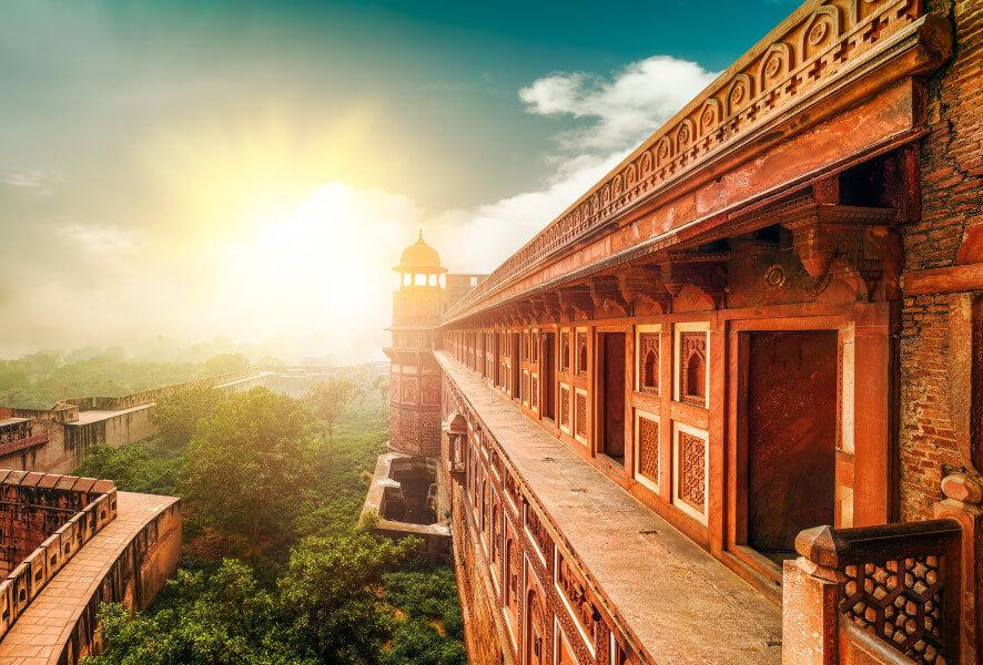 NEW DELHI - AGRA
