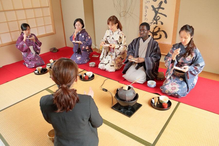 Uji Tea Ceremony & Fushimi Sake Tasting