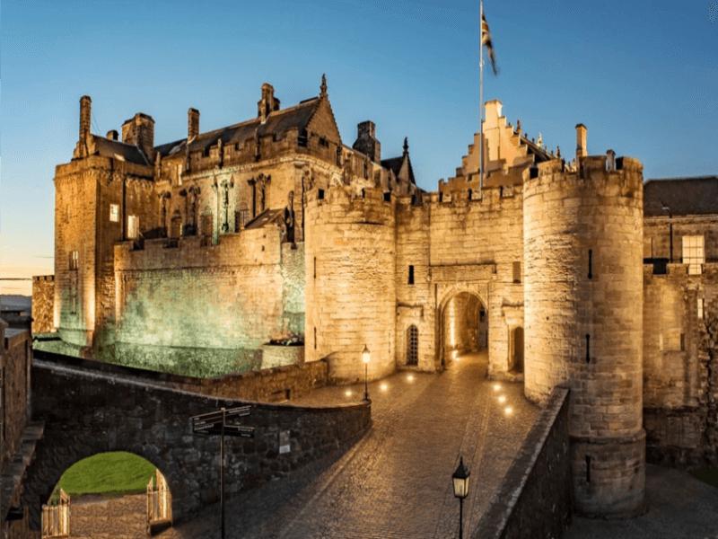 12 nights Best of Ireland & Scotland Tour