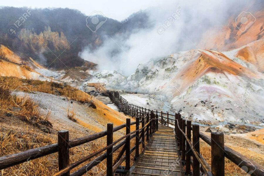Noboribetsu Hot Springs