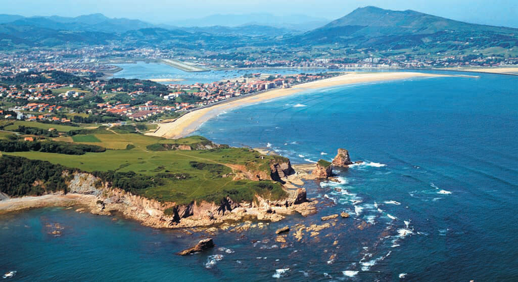 The French Basque Coast