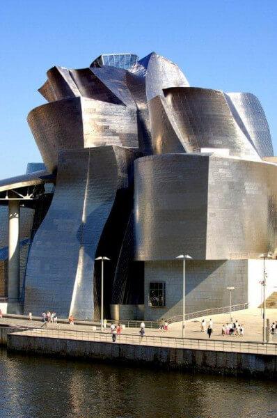 Bilbao and the Guggenheim museum