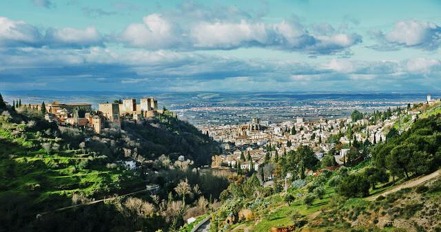 Malaga & Granada