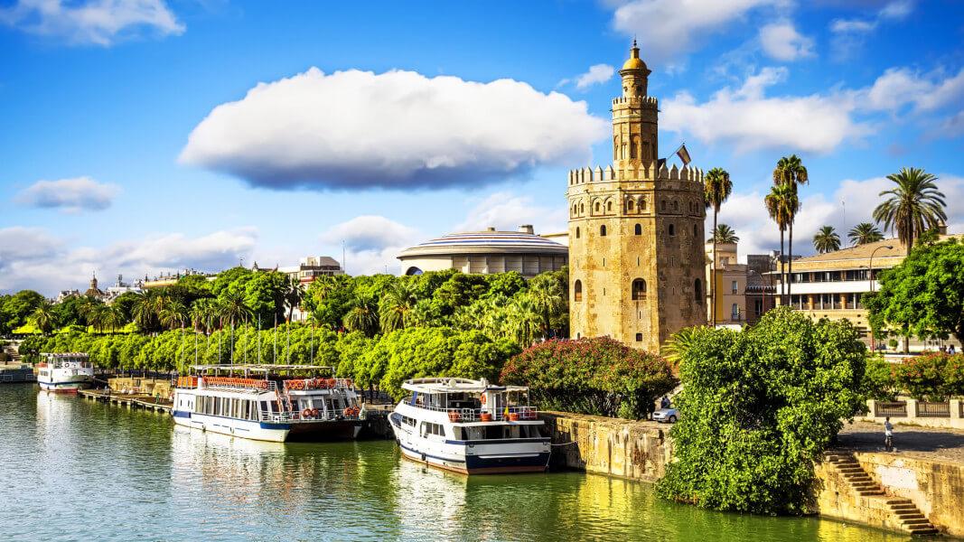 Medina Azahara & Sevilla