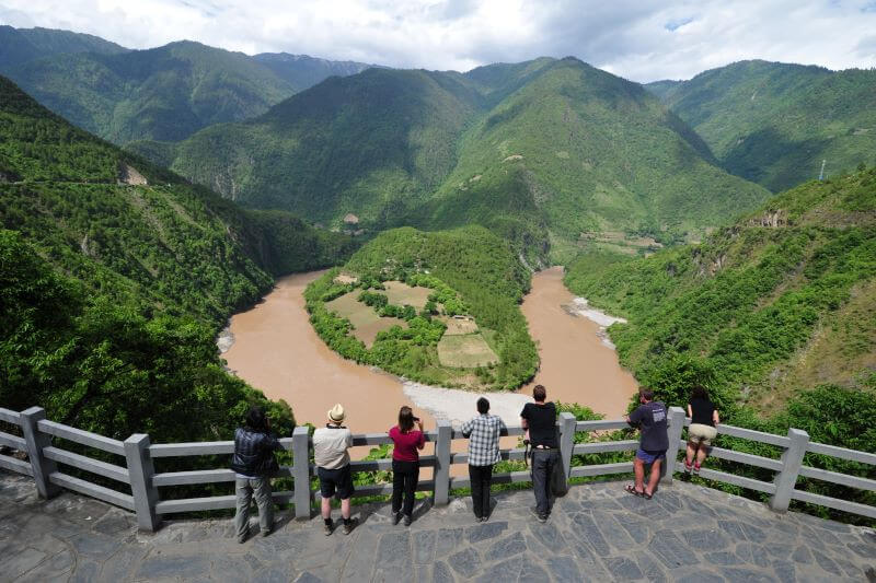 Discover Three Parallel Rivers (11 days)