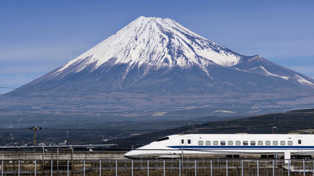 Mount Fuji, Hakone Sightseeing